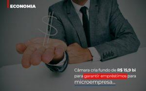 Camara Cria Fundo De Rs 15 9 Bi Para Garantir Emprestimos Para Microempresa Notícias E Artigos Contábeis - Contabilidade em São Paulo   Catana Assessoria Empresarial