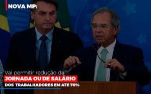 Nova Mp Vai Permitir Reducao De Jornada Ou De Salarios Notícias E Artigos Contábeis - Contabilidade em São Paulo | Catana Assessoria Empresarial