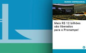 Mais De R S 12 Bilhoes Sao Liberados Para Pronampe - Contabilidade em São Paulo | Catana Assessoria Empresarial