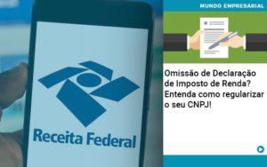 Omissao De Declaracao De Imposto De Renda Entenda Como Regularizar O Seu Cnpj - Contabilidade em São Paulo | Catana Assessoria Empresarial