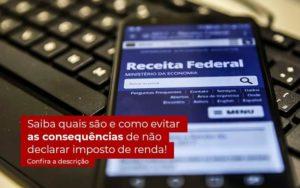 Nao Declarar O Imposto De Renda O Que Acontece - Contabilidade em São Paulo | Catana Assessoria Empresarial