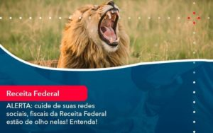 Alerta Cuide De Suas Redes Sociais Fiscais Da Receita Federal Estao De Olho Nela Entenda 1 - Contabilidade em São Paulo   Catana Assessoria Empresarial