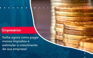 Saiba Agora Como Pagar Menos Impostos E Estimular O Crescimento De Sua Empres - Contabilidade em São Paulo | Catana Assessoria Empresarial