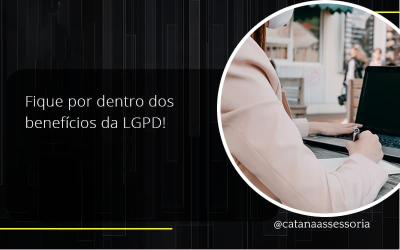 Fique Por Dentro Dos Beneficios Da Lgpd Catana Empresarial - Contabilidade em São Paulo | Catana Assessoria Empresarial
