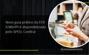 Novo Guia Pratico Da Efd Catana Empresarial - Contabilidade em São Paulo   Catana Assessoria Empresarial