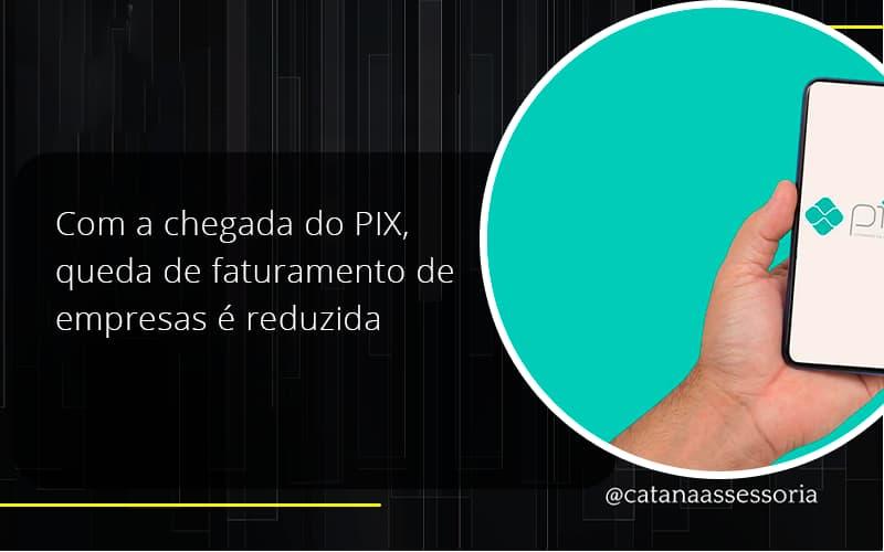 Com A Chegada Do Pix Queda De Faturamento De Empresa é Reduzida Catana Empresarial - Contabilidade em São Paulo   Catana Assessoria Empresarial